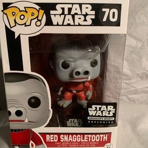 Smugglers Bounty Exclusive Red Snaggletooth